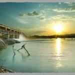 Diversion Dam EKSP18