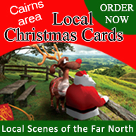 Local Christmas Cards of the Far North!